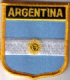 Flag Patch - Argentina 07